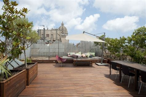 penthouse barcelona apartment with terrace b235 you stylish