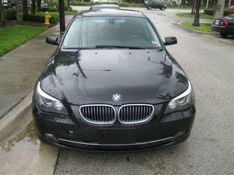Purchase Used 2009 Bmw 535i Twin Turbo 300hp In Fort