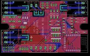 Esp-12e Based Control Board Schematic And Pcb Photos