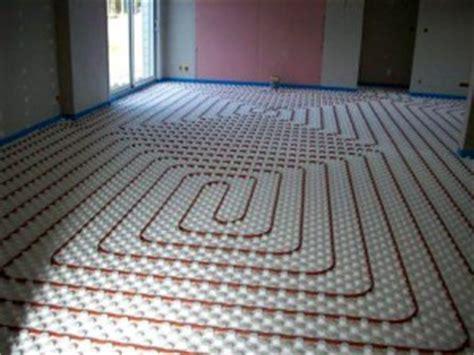 chauffage au sol sur plancher bois plancher chauffant zoom sur le chauffage au sol par rayonnement