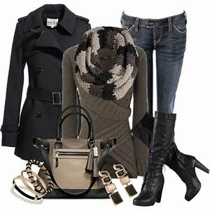 Top 15 Fall & Winter Casual Outfits – Simple Trend Design