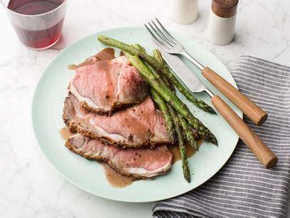 How to roast a prime rib, ingredients: Steak au Poivre Recipe | Alton Brown | Food Network
