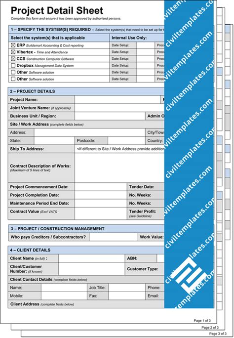 Project Management Document Templates Civil Engineering Project Management Document Templates Civil Engineering