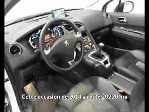 Offre Peugeot 5008 : offre de peugeot 5008 2 0 hdi 150ch fap allure de 2014 en vente albi youtube ~ Medecine-chirurgie-esthetiques.com Avis de Voitures