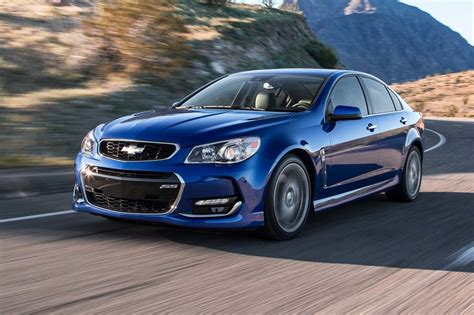 2017 Chevrolet Ss Last Test The End Of A Performance Era
