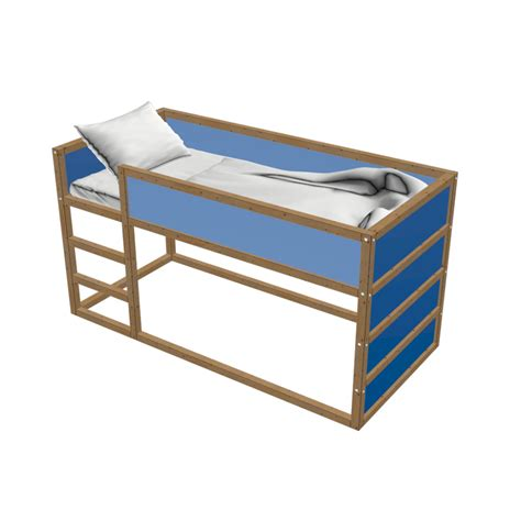 kura reversible bed design and decorate your room in 3d