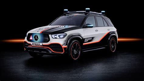 Mercedes BenzCar : Mercedes-benz Esf 2019 Is A Step Toward The Uncrashable Car
