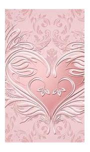 Pink Pearl Valentine wallpaper | love | Wallpaper Better