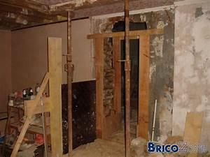 creer une porte dans un mur sous toit With ouvrir une porte dans un mur porteur