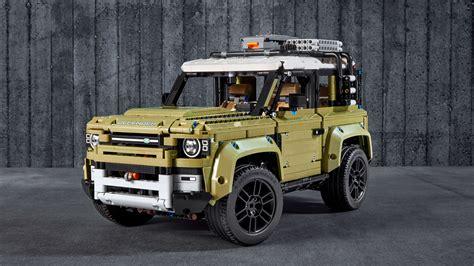jeep defender 2020 2020 land rover defender lego kit is mechanically