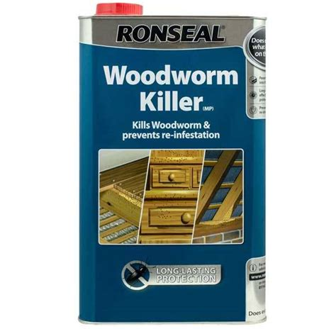 ronseal woodoworm killer woodworm treatment  ronseal