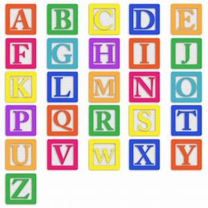 baby blocks letters free stock photo public domain pictures With blocks with letters on them