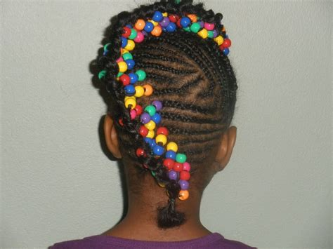 Little Girl Natural Hairstyle