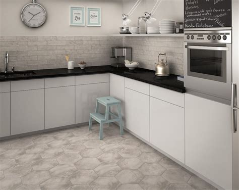 tile flooring memphis grey hexagon wall and floor tile tiles from tile mountain