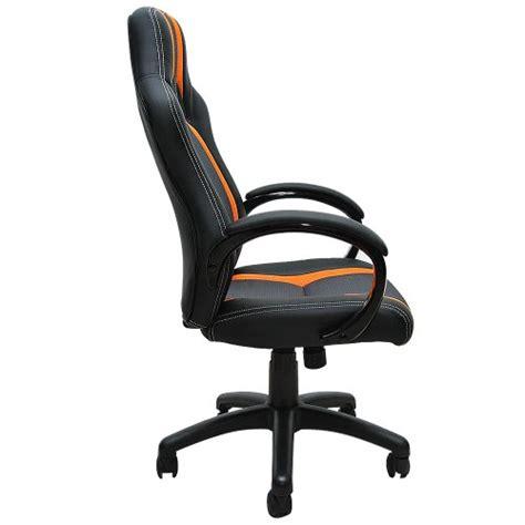 chaise gamer pc fauteuil chaise de bureau ergonomique gamer pc siège noir
