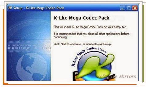 All the extra functionality included in mega is only useful for a small group of people. K-Lite Mega Codec Pack 10.8.5 Download