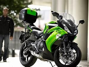 2013 Kawasaki Er-6f Is Ready For City Rides