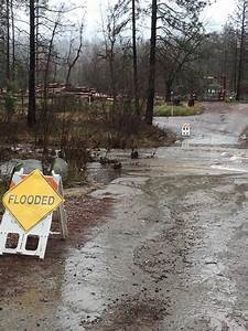 Several roads closed in Mariposa County due to flooding ...