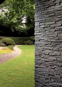 Pierre Parement Extérieur : pose de pierre de parement exterieur interesting parement ~ Nature-et-papiers.com Idées de Décoration