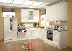 Magnolia Farbe Küche : moderne landhausk chen l form ~ Michelbontemps.com Haus und Dekorationen