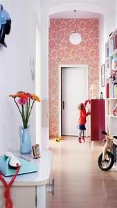 papier peint couloir entree fashion designs With superior couleur peinture maison moderne 10 les 25 meilleures idees concernant papier peint bleu