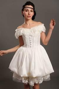 ivory taffeta off the shoulder short wedding dress with With off the shoulder short wedding dress