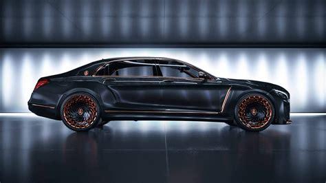 Scaldarsi Motors' Maybach-Based $1.5 Million Emperor I Is ...