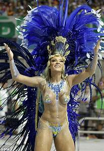 AMAZING STORIES AROUND THE WORLD: Nude Samba Time! Brazil ...