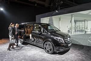 Mercedes Classe V Amg : salon de gen ve 2014 nouveau mercedes classe v ~ Gottalentnigeria.com Avis de Voitures