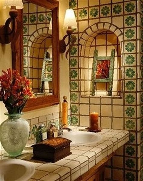 Mexican Bathroom Ideas by 3 More Tiles 28 Stunning New Mexican Decor Ideas You