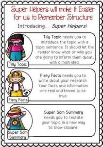 Informational Writing Second Grade