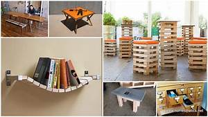 10 Useful and Creative DIY Interior Furniture Ideas for