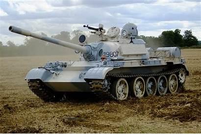 55 Tank Military War Vehicles Cold Soviet