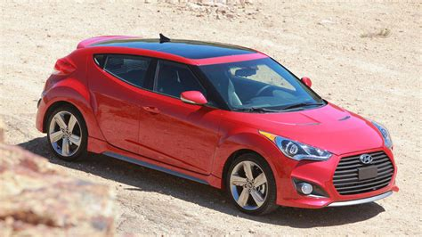 2013 Hyundai Veloster Turbo Review