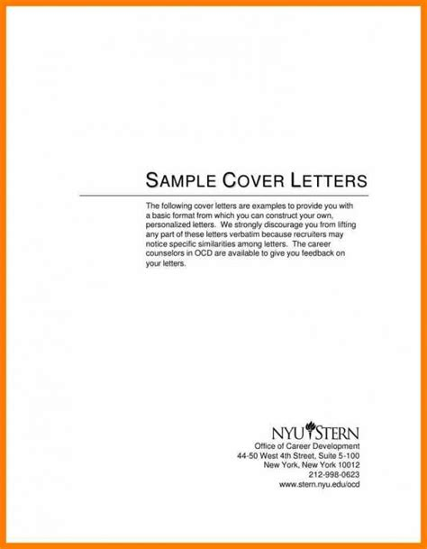 13858 simple cover letter format basic cover letter