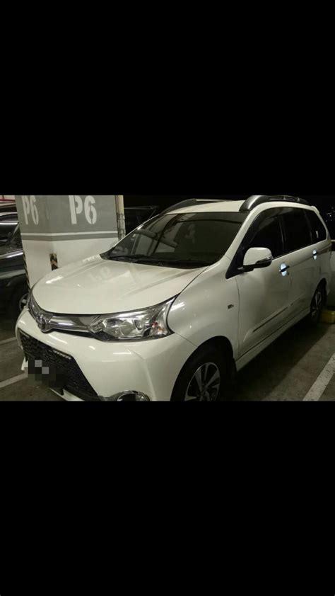 2016 Toyota Avanza Veloz 1 5 M T kredit grand new avanza veloz 1 5 bu mobilbekas