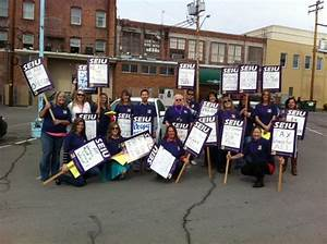 Some State Workers Poised for Strike / Public News Service