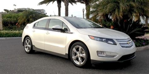 2014 Volt Range by Test Drive 2014 Chevrolet Volt Clean Fleet Report
