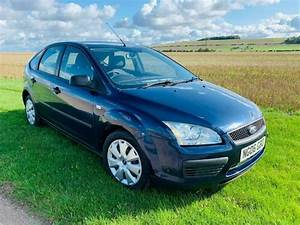 Ford Focus Lx 2006 Petrol Manual In Blue