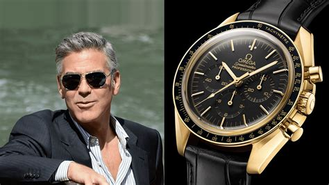 georg uhr collection review reviewing george clooney s omega heavy collection