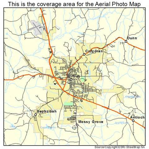 Where Is Troy Alabama Map