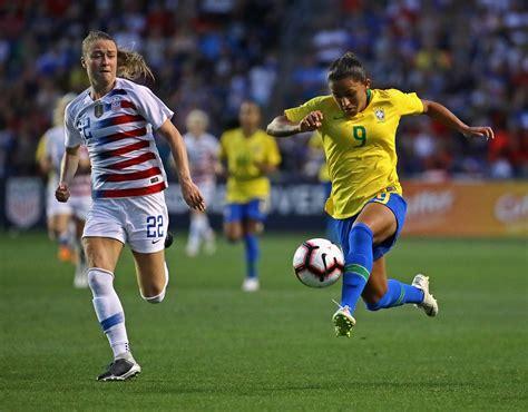 Fifa Women World Cup France Brazil