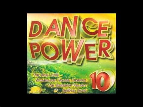 Dance Power 10 Megamix (2004) By Vidisco Pt Youtube