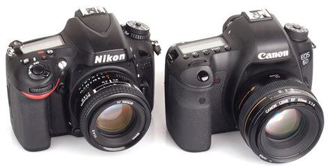 nikon d600 dslr canon vs nikon which one to choose canon eos 6d vs