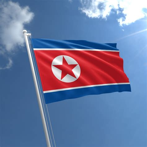 Shop Standard 25 In X North Korea Flag Buy Flag Of North Korea The Flag Shop
