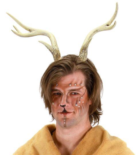 realistic reindeer deer antlers costume ebay