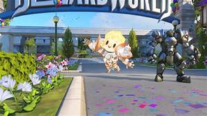 New Overwatch Skins From The Blizzard World Update Sound