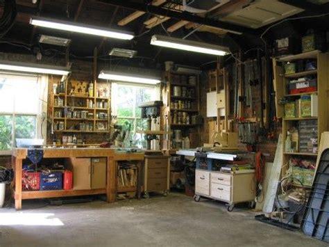 car garage  shop  woodshop garage workshop