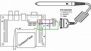 Johnny Depp Buzz  Barcode Reader Circuit Diagram