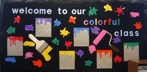 20 back to school bulletin board ideas hative 722 | 15 welcome to our colorful class